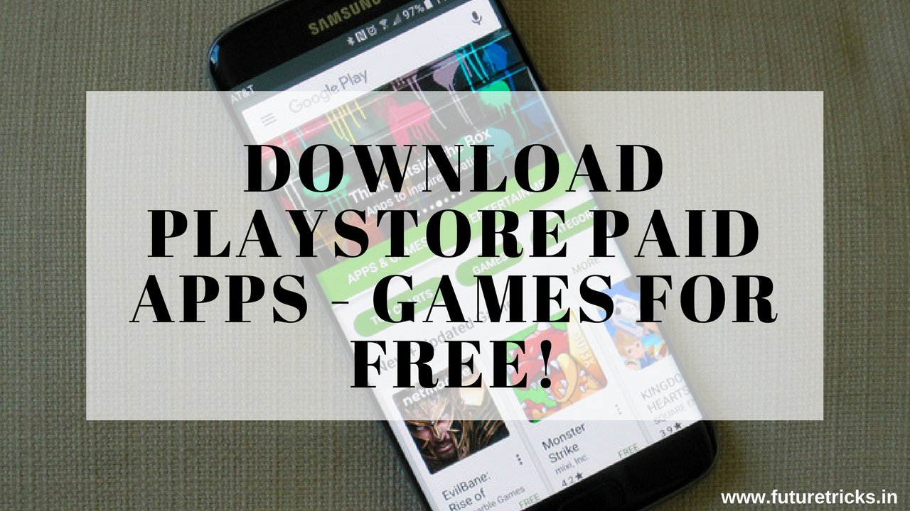Play Store Se Paid Apps Ko Free Me Kaise Download Kare