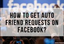 Get facebook friend email address