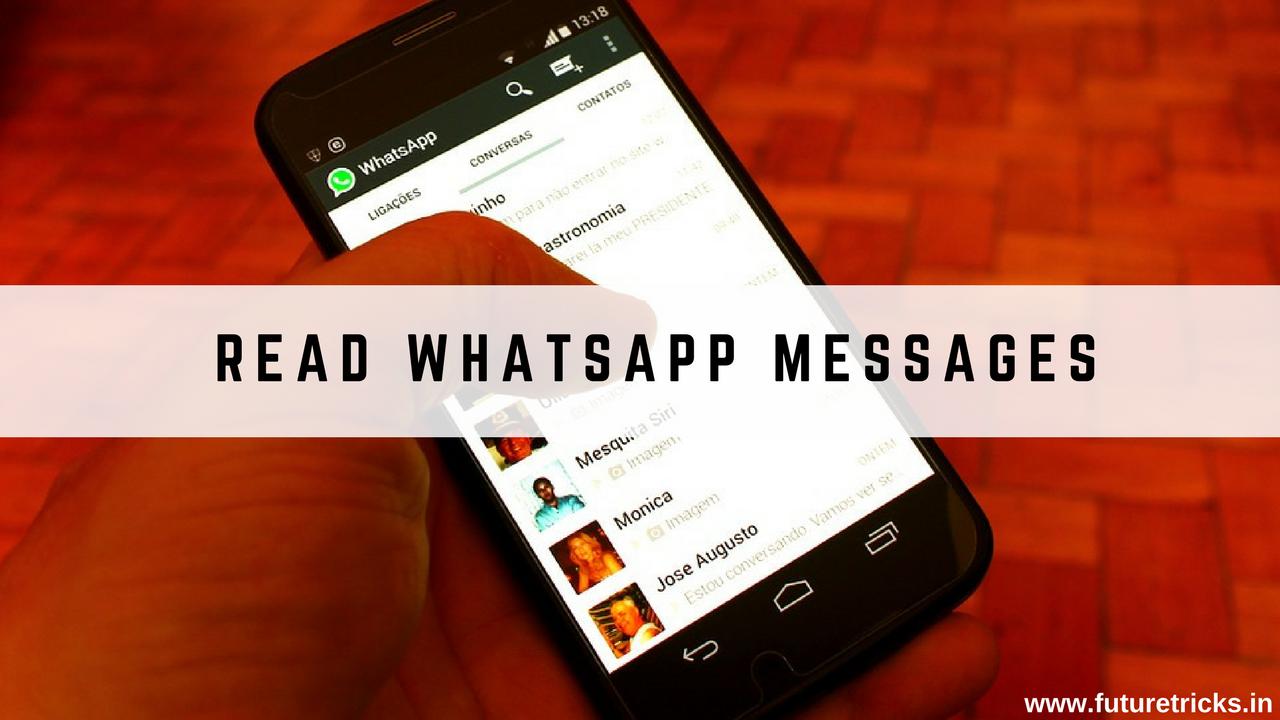 Dusre Ke WhatsApp Message Kaise Padhe Apne Mobile Me