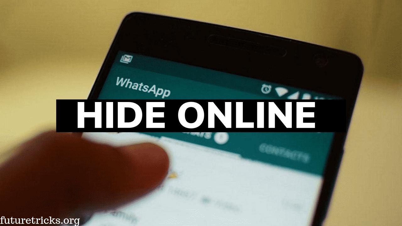 WhatsApp Par Online Kaise Chupaye Or Hide Kare