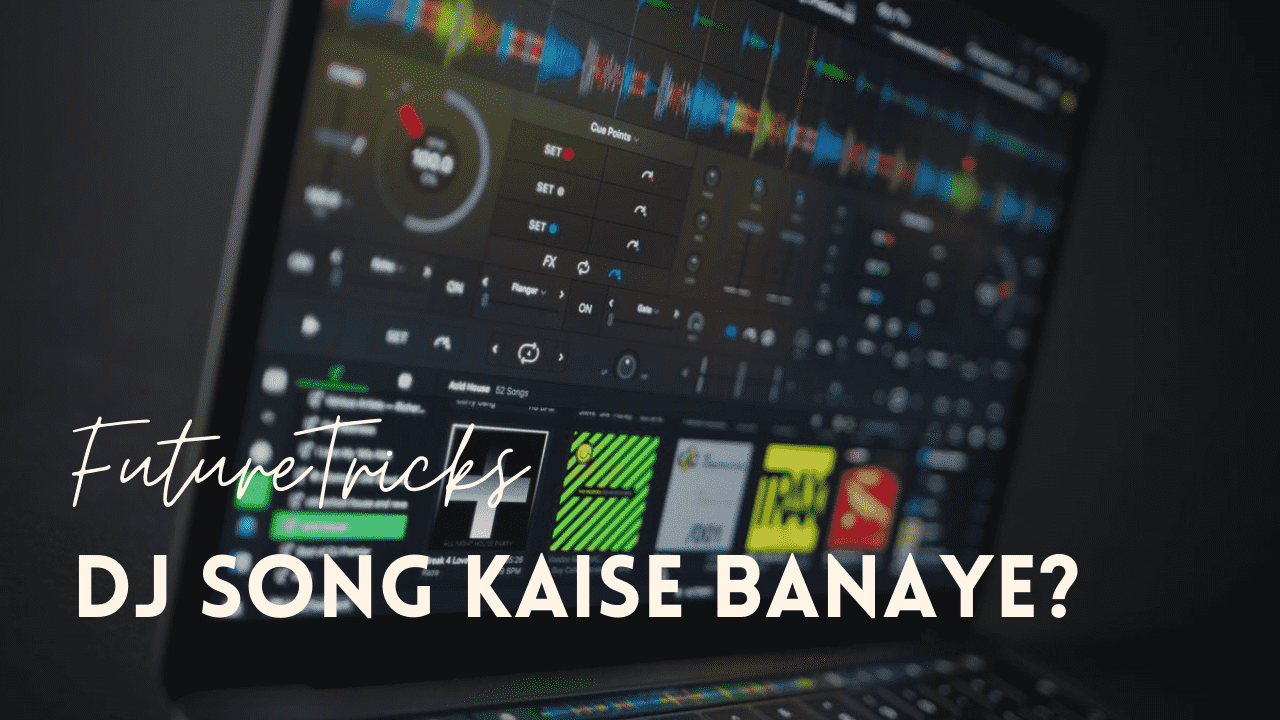 how to create your name dj song
